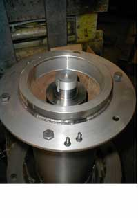 photo of machined part